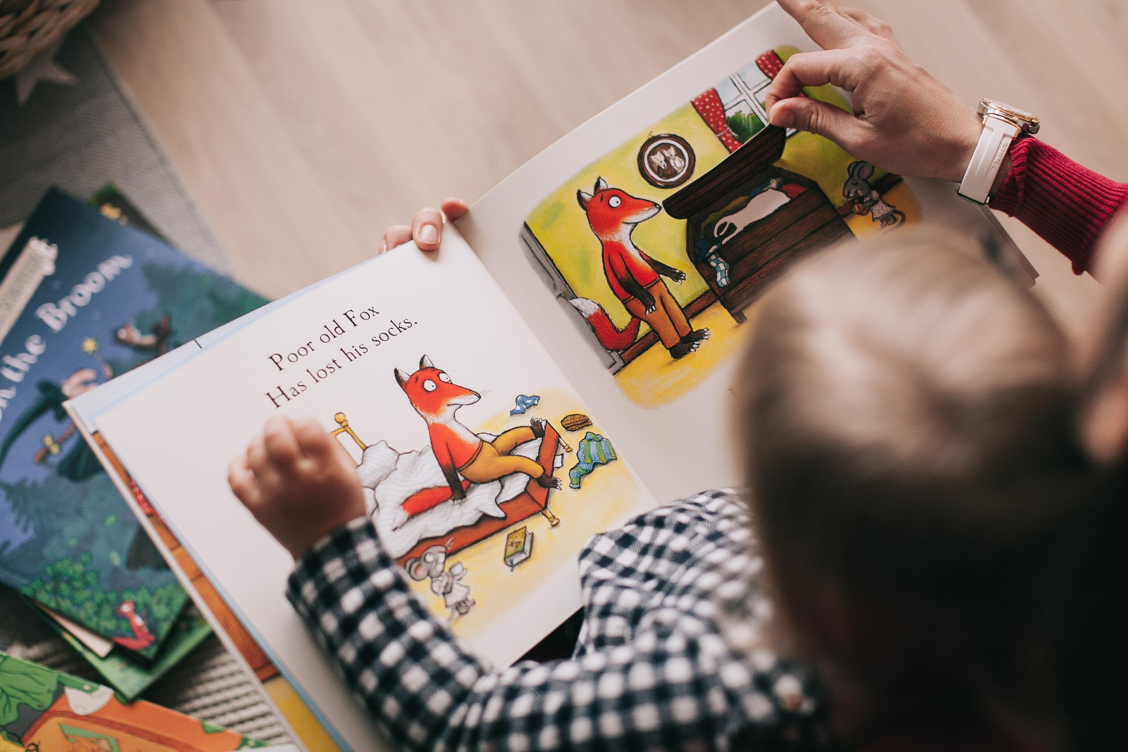 ספרות ילדים