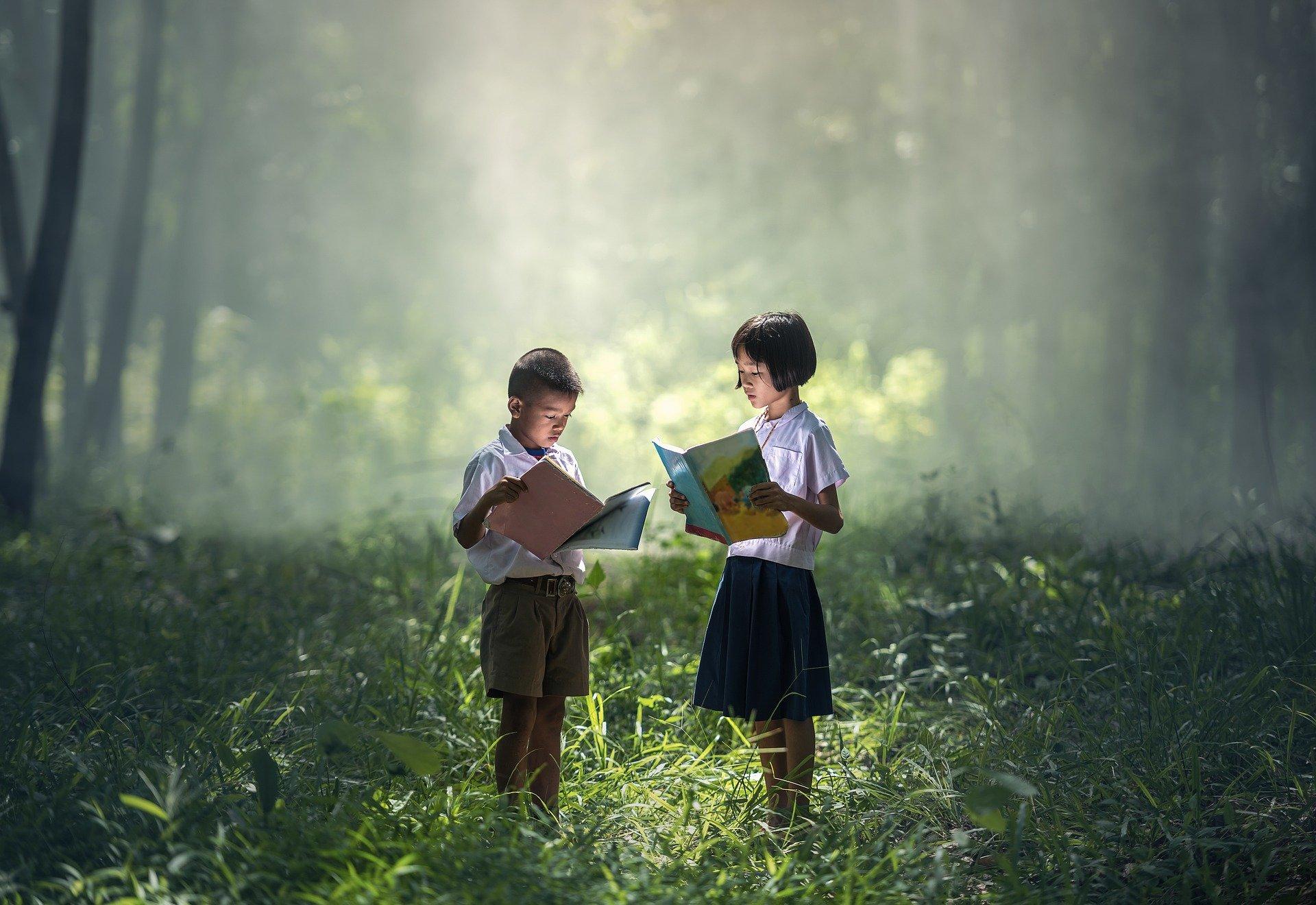 העולם הקסום של ספרות הילדים