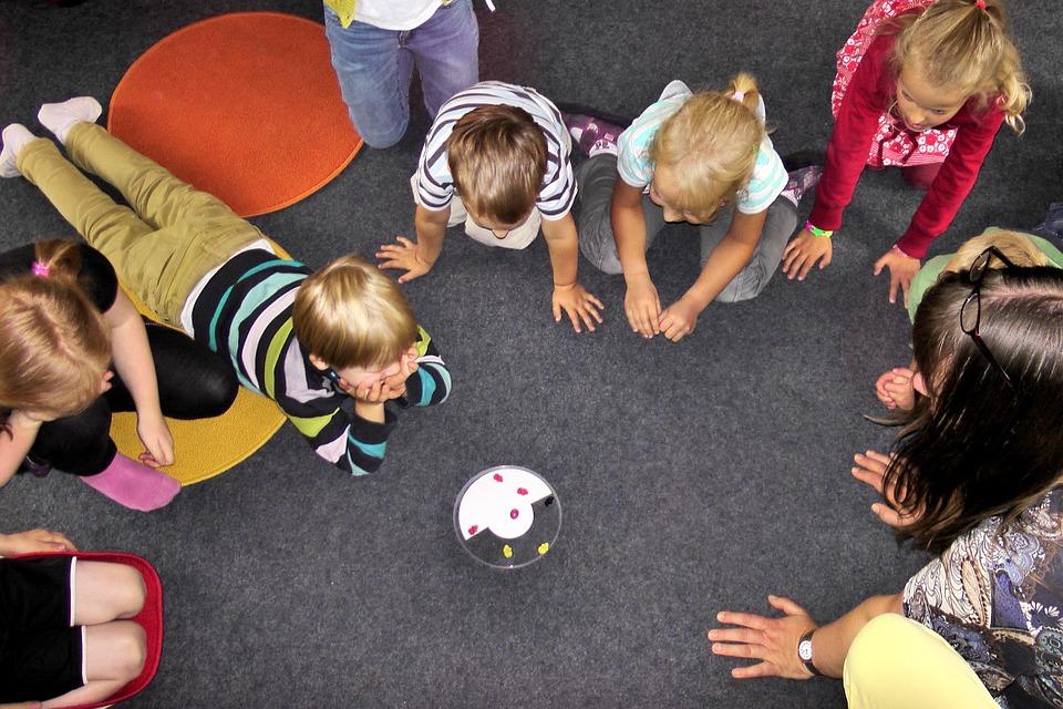 קורס גן הילדים במאה ה-21